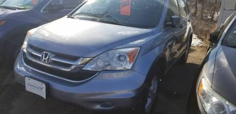2011 Honda CR-V for sale at Howe's Auto Sales in Lowell MA