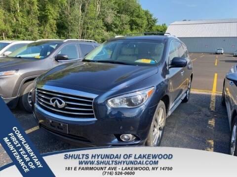 2015 Infiniti QX60 for sale at Shults Hyundai in Lakewood NY