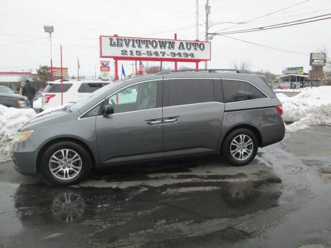 2012 Honda Odyssey for sale at Levittown Auto in Levittown PA