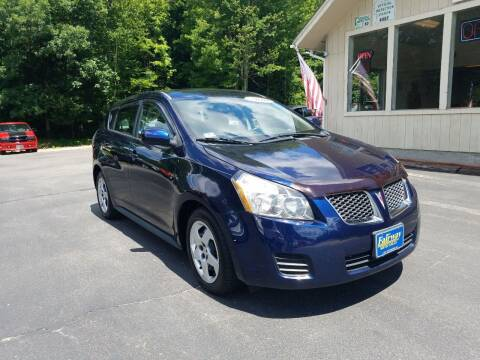 2010 Pontiac Vibe for sale at Fairway Auto Sales in Rochester NH