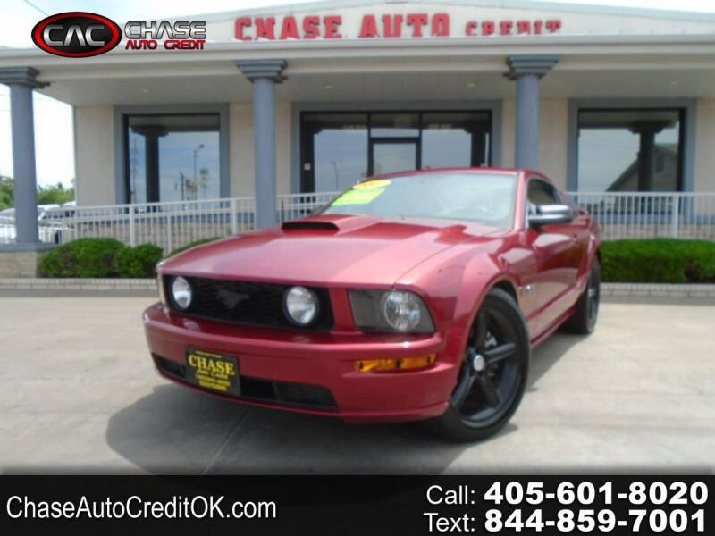 2007 Ford Mustang for sale at Chase Auto Credit in Oklahoma City OK
