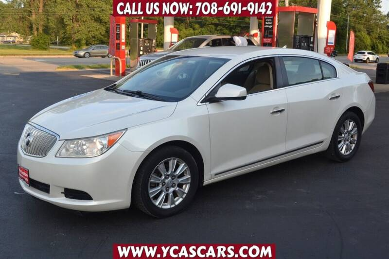 2010 Buick LaCrosse for sale at Your Choice Autos - Crestwood in Crestwood IL
