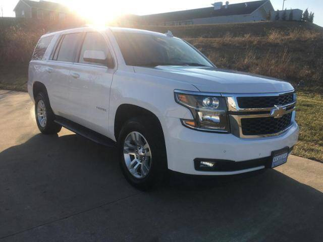 2020 Chevrolet Tahoe for sale at MODERN AUTO CO in Washington MO
