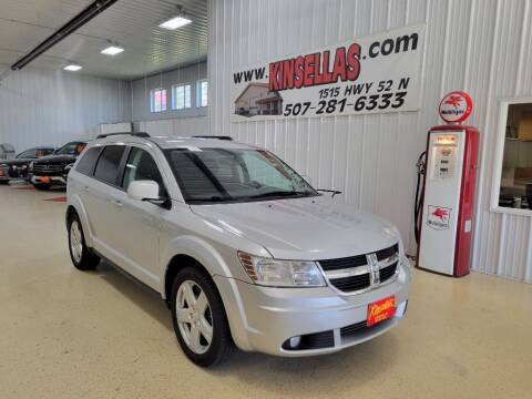 2010 Dodge Journey for sale at Kinsellas Auto Sales in Rochester MN