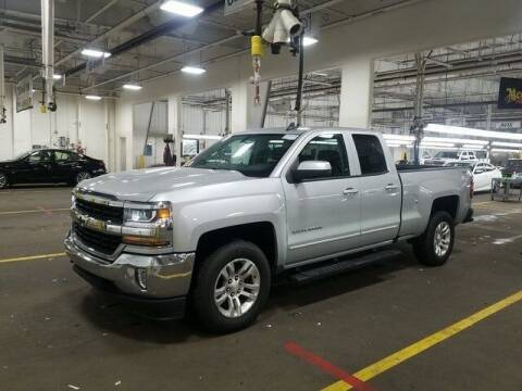 2017 Chevrolet Silverado 1500 for sale at Tim Short Auto Mall 2 in Corbin KY