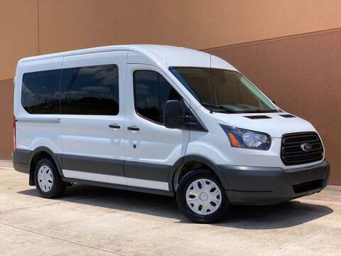 2017 Ford Transit Passenger for sale at Texas Prime Motors in Houston TX