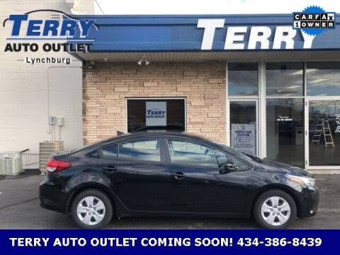 2017 Kia Forte for sale at Terry Auto Outlet in Lynchburg VA