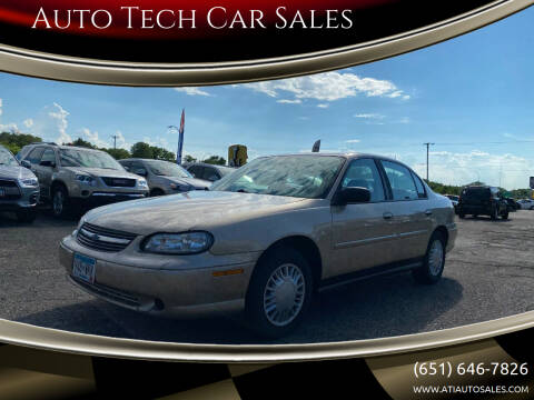 2004 Chevrolet Classic for sale at Auto Tech Car Sales in Saint Paul MN