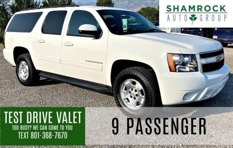2013 Chevrolet Suburban for sale at Shamrock Group LLC #1 in Pleasant Grove UT