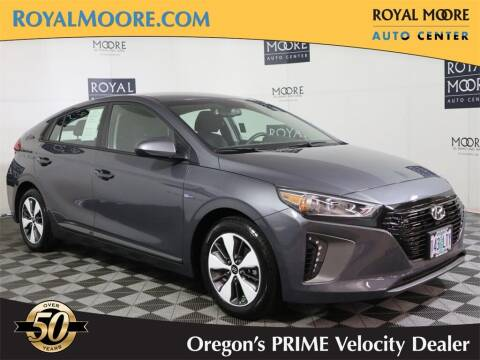 2019 Hyundai Ioniq Plug-in Hybrid for sale at Royal Moore Custom Finance in Hillsboro OR