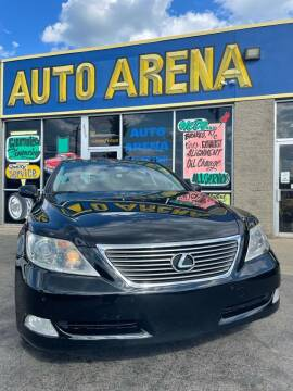 2009 Lexus LS 460 for sale at Auto Arena in Fairfield OH