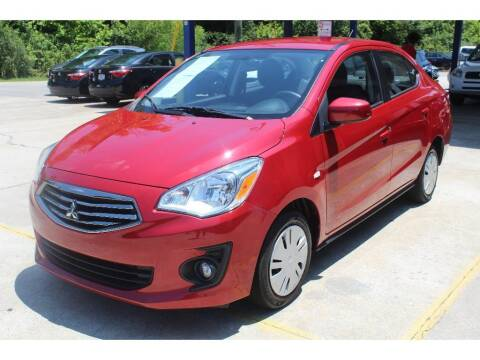 2019 Mitsubishi Mirage G4 for sale at Inline Auto Sales in Fuquay Varina NC