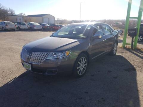 2012 Lincoln MKZ for sale at Independent Auto in Belle Fourche SD