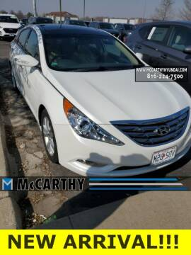 2013 Hyundai Sonata for sale at Mr. KC Cars - McCarthy Hyundai in Blue Springs MO