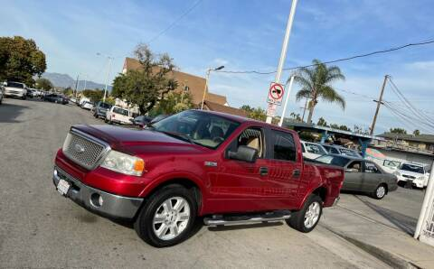 2007 Ford F-150 for sale at Olympic Motors in Los Angeles CA
