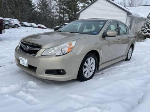 2010 Subaru Legacy for sale at Williston Economy Motors in Williston VT