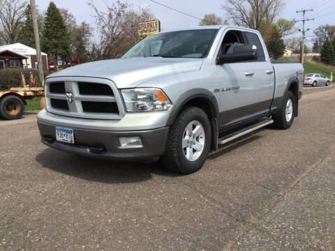 2011 RAM Ram Pickup 1500 for sale at Sparkle Auto Sales in Maplewood MN