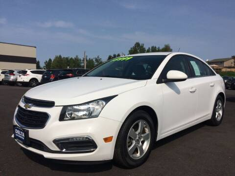 2016 Chevrolet Cruze Limited for sale at Delta Car Connection LLC in Anchorage AK