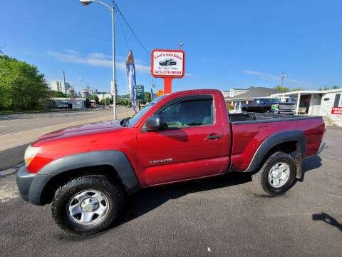 2007 Toyota Tacoma for sale at Ford's Auto Sales in Kingsport TN