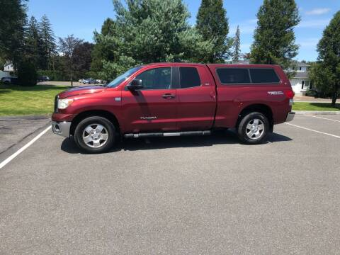 2007 Toyota Tundra for sale at Chris Auto South in Agawam MA