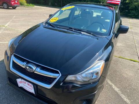 2013 Subaru Impreza for sale at Hilton Motors Inc. in Newport News VA