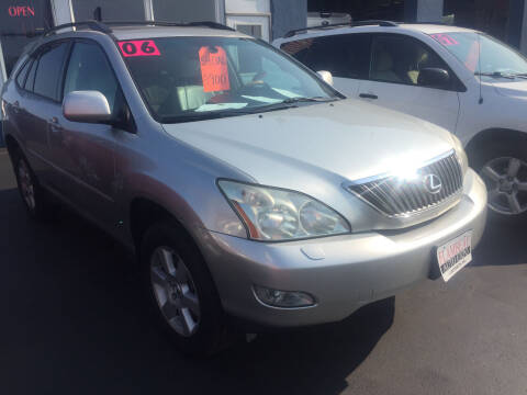 2006 Lexus RX 330 for sale at Flambeau Auto Expo in Ladysmith WI