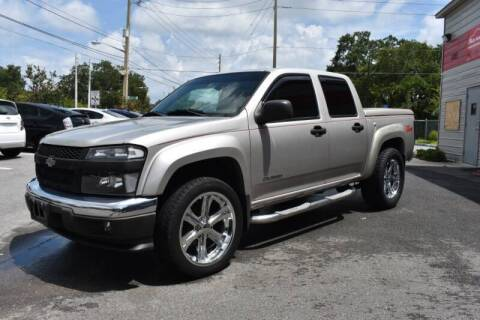 2005 Chevrolet Colorado for sale at Mix Autos in Orlando FL