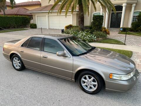 2004 Cadillac Seville for sale at Exceed Auto Brokers in Lighthouse Point FL