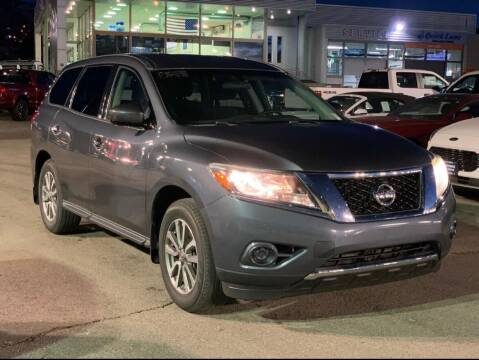 2013 Nissan Pathfinder for sale at A.I. Monroe Auto Sales in Bountiful UT