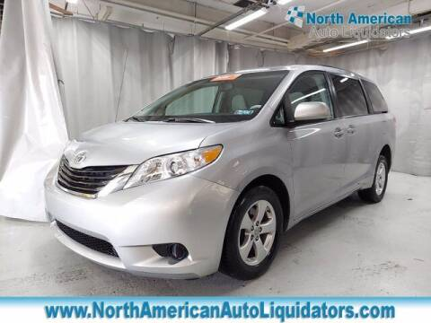 2014 Toyota Sienna for sale at North American Auto Liquidators in Essington PA