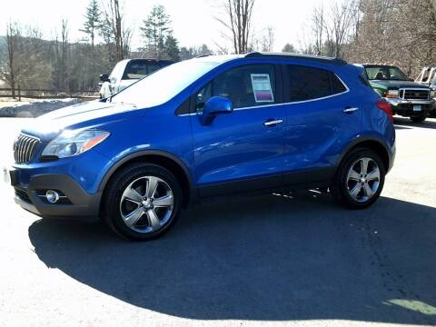 2013 Buick Encore for sale at ROBERT MOTORCARS in Woodbury CT