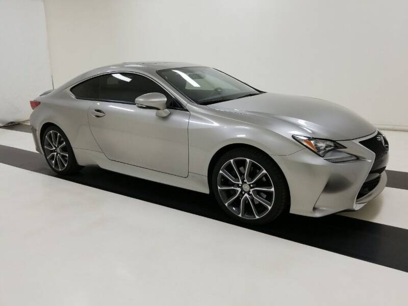 2017 Lexus RC 200t for sale at A.I. Monroe Auto Sales in Bountiful UT