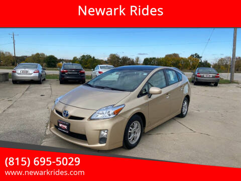 2010 Toyota Prius for sale at Newark Rides in Newark IL