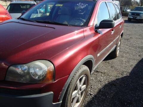 2005 Volvo XC90 for sale at Branch Avenue Auto Auction in Clinton MD