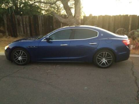 2014 Maserati Ghibli for sale at Superstition Auto in Mesa AZ