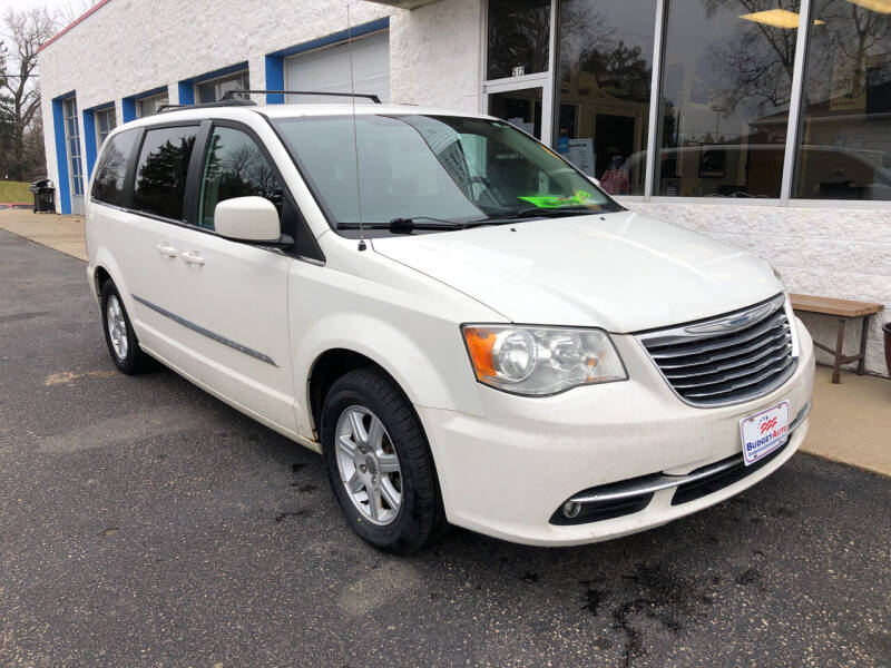 2011 Chrysler Town and Country for sale at Budget Auto in Appleton WI
