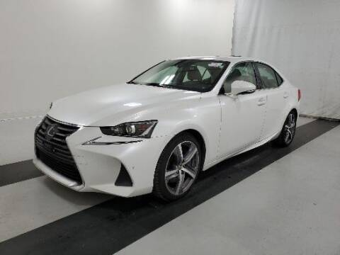 2017 Lexus IS 200t for sale at Adams Auto Group Inc. in Charlotte NC