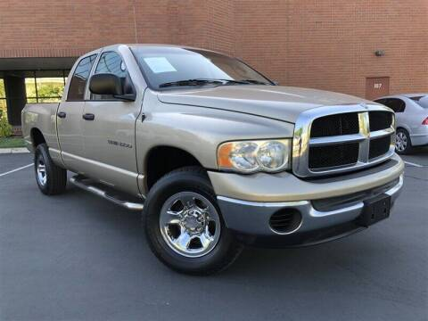 2005 Dodge Ram Pickup 1500 for sale at Stunning Auto in Sacramento CA