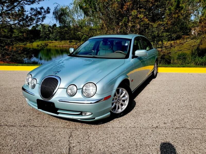 2001 Jaguar S-Type for sale at Excalibur Auto Sales in Palatine IL