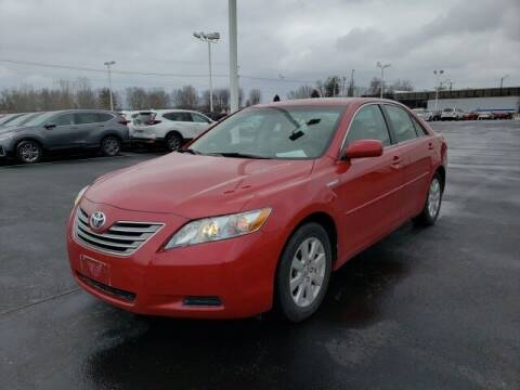 2009 Toyota Camry Hybrid for sale at White's Honda Toyota of Lima in Lima OH