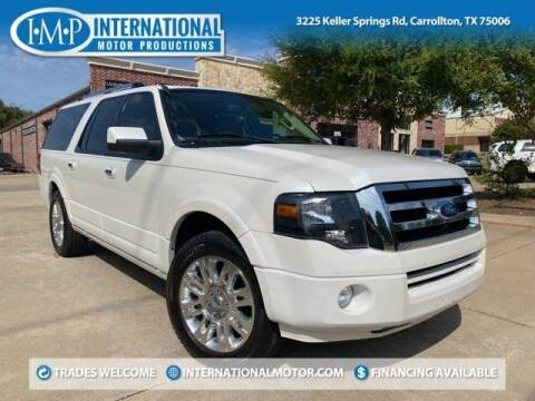 2013 Ford Expedition EL for sale at International Motor Productions in Carrollton TX