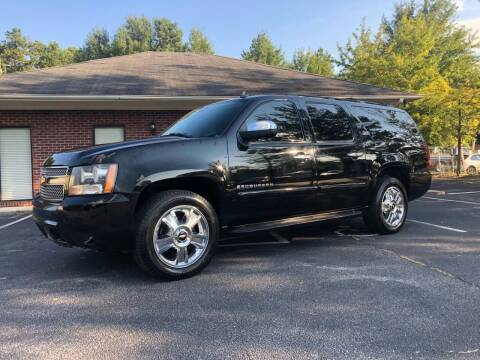 2007 Chevrolet Suburban for sale at GTO United Auto Sales LLC in Lawrenceville GA
