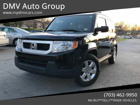 2011 Honda Element for sale at DMV Auto Group in Falls Church VA