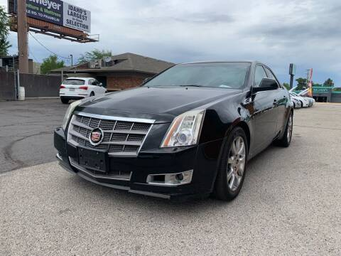 2009 Cadillac CTS for sale at Boise Motorz in Boise ID
