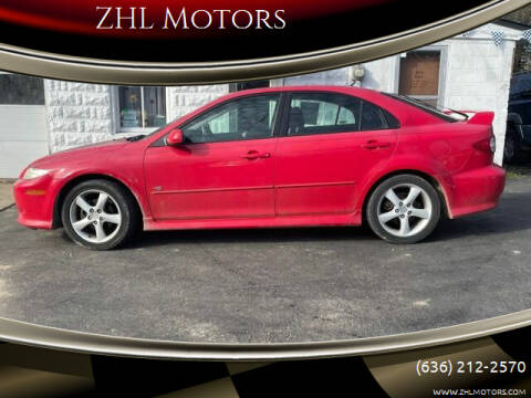 2005 Mazda MAZDA6 for sale at ZHL Motors in House Springs MO
