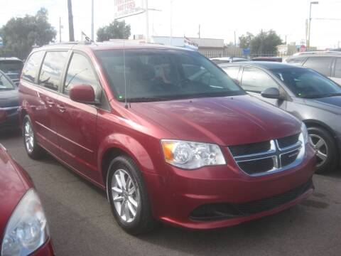2014 Dodge Grand Caravan for sale at Town and Country Motors - 1702 East Van Buren Street in Phoenix AZ