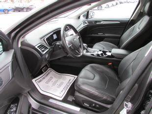 2016 Ford Fusion for sale at Brubakers Auto Sales in Myerstown PA