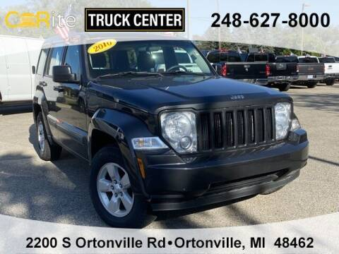 2010 Jeep Liberty for sale at Carite Truck Center in Ortonville MI
