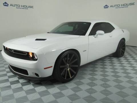 2018 Dodge Challenger for sale at Curry's Cars Powered by Autohouse - Auto House Tempe in Tempe AZ