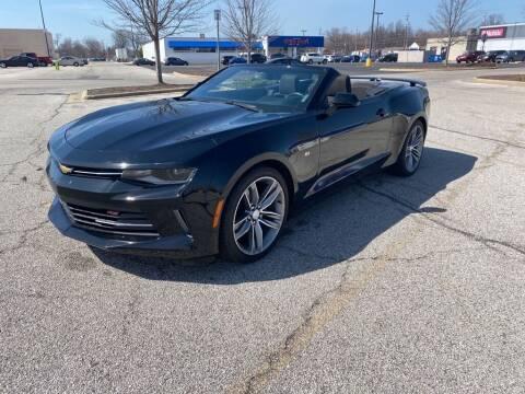 2016 Chevrolet Camaro for sale at TKP Auto Sales in Eastlake OH